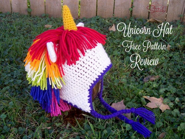 Unicorn Hat - Free Pattern - Review