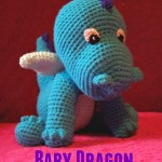 Baby Dragon - Review by Stitch11 - Free Crochet Pattern