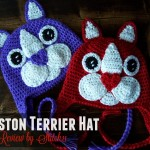Boston Terrier Hat - Review by Stitch11