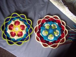 Stitch11 - free mandala crochet pattern