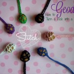 How To Turn a Rock Into a Necklace. - Stitch11