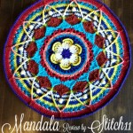 Mandala - Free Crochet Pattern - Review by Stitch11