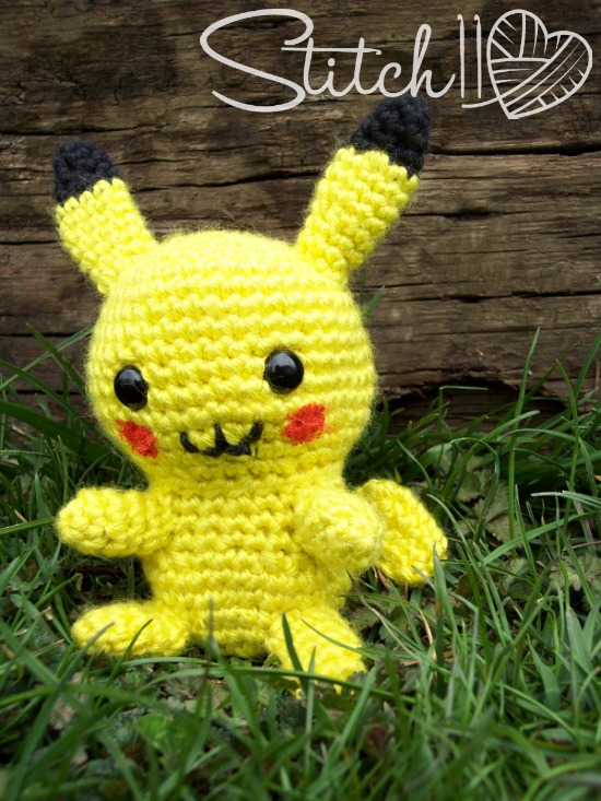 Pokemon crochet patterns Archives ⋆ Crochet Kingdom (16 free ... | 733x550