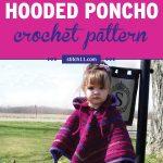 Free Toddler Poncho Crochet Pattern by Stitch11