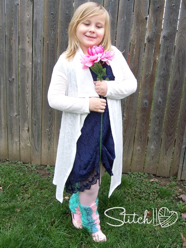Spring Leg Warmers - Free Crochet Pattern by Stitch11
