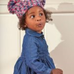 Pom-Dorable Hat - Design by Corina Gray - Red Heart Baby Hugs