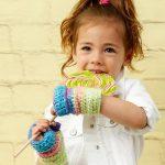Crochet Wristers - Free Crochet Pattern