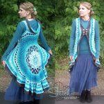 Spring Sun Mandala Vest - Free Crochet Pattern - Review