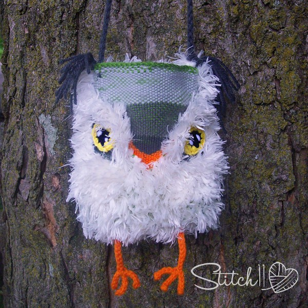 Owl Purse - Weaving Loom - Review