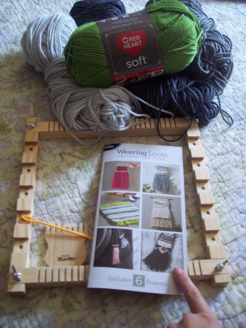 Plaid Weaving Loom - Stitch11 Review