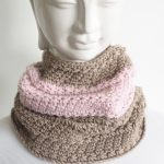 star stitch neck warmer