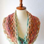 Sweetheart Cowl Crochet Pattern