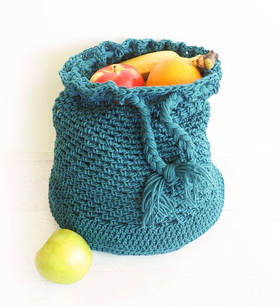 Momma Beach Bag Crochet Pattern - Stitch11
