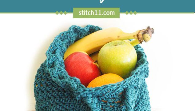 Momma Beach Bag Crochet Pattern