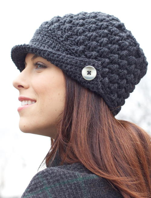 Ice Queen Cap Crochet Pattern