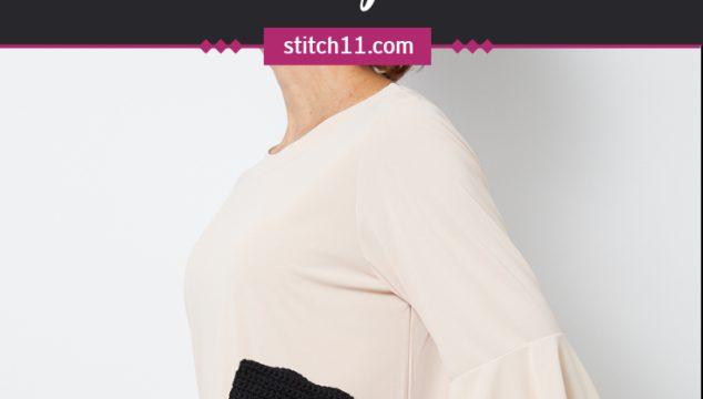 Chevron Wristlet Clutch Bag Crochet Pattern