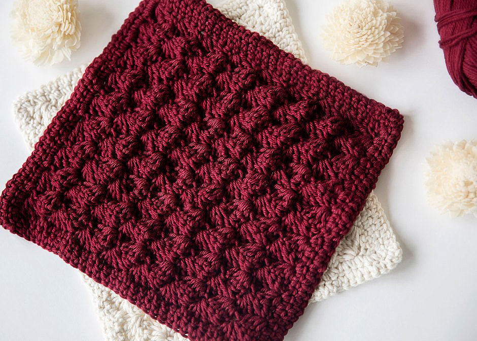 Decorative Crochet Potholders