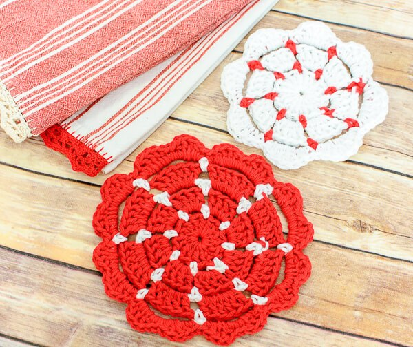 Stitch Perfect Crochet Potholders