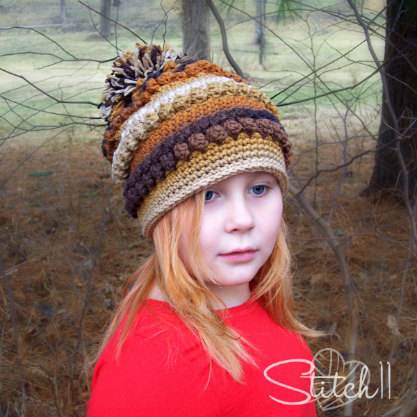 Rustic Love Slouchy Hat