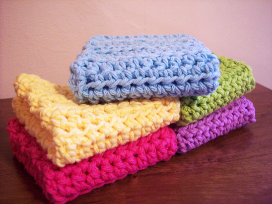 Simple & Practical Dishcloth