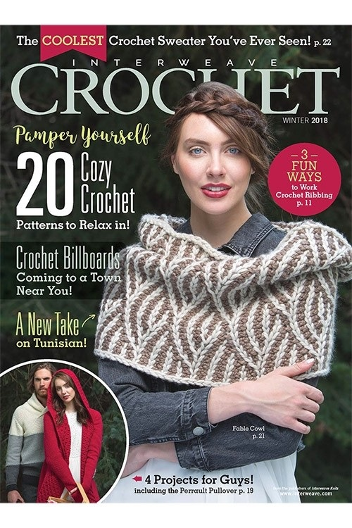 Interweave Crochet Winter