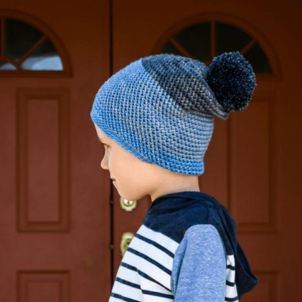 7eb1a8e95c7 Cobblestone Beanie - If you re looking for a crochet hat pattern that suits  your