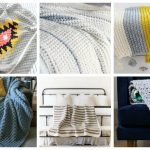 This list has the best crochet afghan patterns out there. From chunky, thick fabrics, to delicate details, you can find whatever you're looking for. #CrochetAfghanPatterns #CrochetPatterns #AfghanPatterns #FreeCrochetPatterns