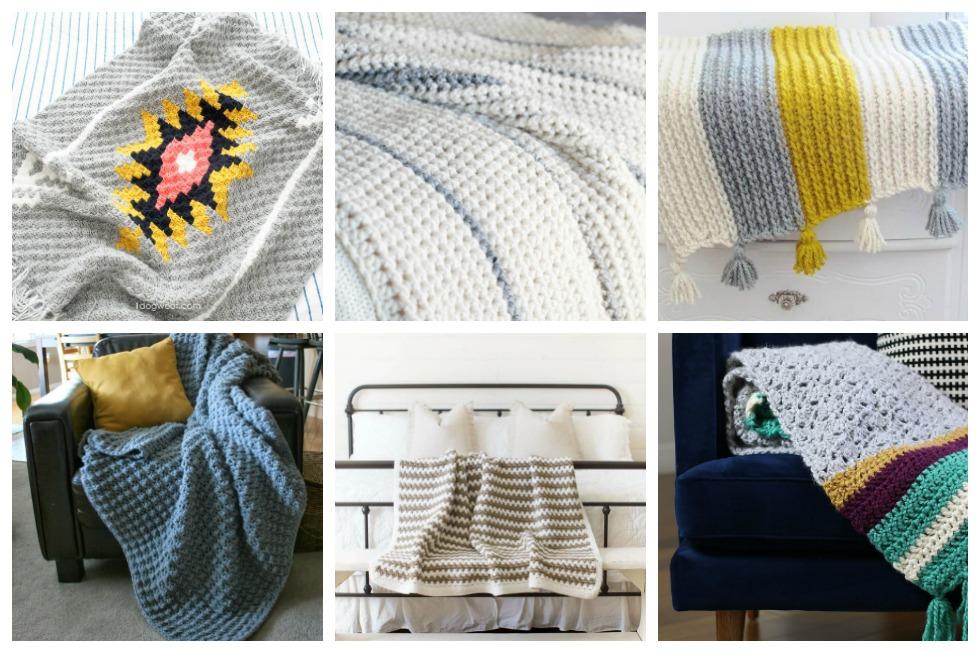 4f4ecfe76 15 Free Afghan Crochet Patterns - Stitch11