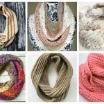 If you're just learning how to crochet, a crochet infinity scarf will be your best friend. Take advantage of this and make one for the people you love. #CrochetInfinityScarf #ScarfCrochetPatterns #CrochetPatterns