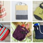 Are you ready for the best crochet bag patterns out there? This list has 18 fun summer bags and they're all free crochet patterns! #CrochetBagPatterns #EasyBagPatterns #FreeCrochetPatterns