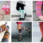 19 Crochet Leg Warmers Perfect This Winter - These 19 crochet leg warmers are just some of the comfiest ones we can find that you can do in a jiff! #crochetlegwarmers #crochetpatterns #freecrochetpatterns